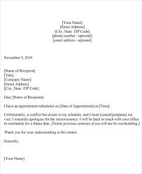 doctor appointment letter template 6 free word pdf format