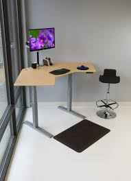 long thin black desk best home furniture decoration