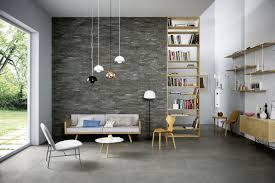stone effect for minimalist interiors marazzi