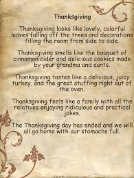 happy thanksgiving poems for friends