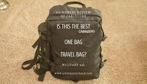 georgia travel bags images Is this the best one bag travel bag live travel teach jpg