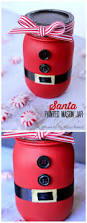 best 25 christmas mason jars ideas on pinterest christmas jars
