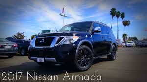 2017 nissan armada first drive 2017 nissan armada platinum 5 6 l v8 review youtube