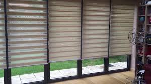 blinds for bi fold doors youtube