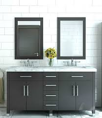 Modern Vanities For Small Bathrooms Modern Bathroom Vanities And Cabinets Bathgems Bath With Regard To