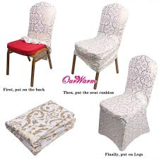 Gold Spandex Chair Covers Online Get Cheap Dining Chair Gold Aliexpress Com Alibaba Group