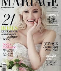 magazine mariage magazine cover mariage renna