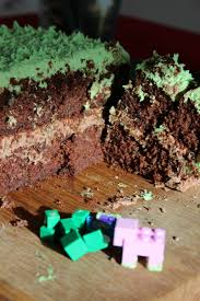 a really easy minecraft cake u2013 zeens and roger