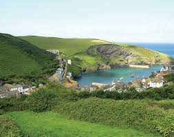 Portwenn England Map by Pebblestones Self Catering Holiday Cottage In Port Isaac John