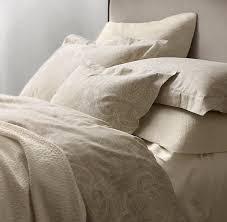 Duvet Covers Restoration Hardware 65 Best Bedding Images On Pinterest Bedroom Ideas Guest