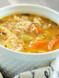 chicken quinoa soup happy healthy mama