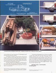 1981 volkswagen rabbit truck thesamba com vw archives 1981 vw rabbit pickup brochure