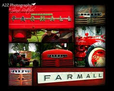 farmalll m with post hole from the right side ih farmall