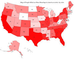 Map Of West Virginia State Map Of Usa by Map Of Mass Shootings In 2015 By State Inbox Email U0026 Resource Center