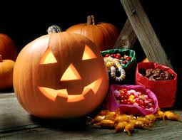 first halloween black background halloween costume and candy spending reaches record money
