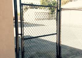 chain link fence contractor chain link gate installer install