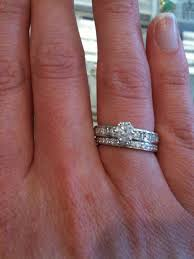 difference between engagement and wedding ring awesome gallery of difference between engagement ring and wedding