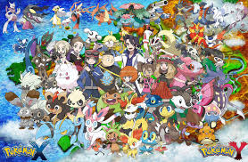 pokemon theme songs xy pokemon x and y by reshiramaster on deviantart