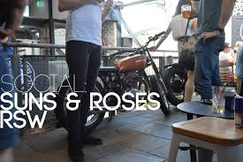 rsw suns roses motorcycles mates moto style