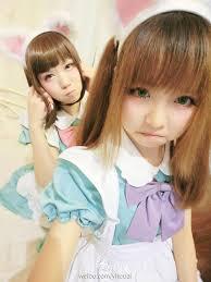 Neko Halloween Costume U2022kawaii Meido Maid Apron Costume Cosplay