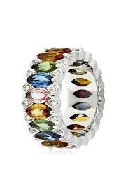 wedding rings oregon sunstone engagement ring non traditional