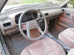 peugeot interior peugeot 505 brief about model