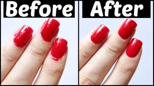 how not to paint your nails jennyclairefox youtube