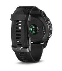 all black garmin fenix 3 sapphire hr gps multisport watch with amazon co uk