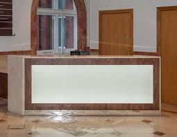 How To Make A Reception Desk Bespoke Reception Desks Reception Space Office Systems