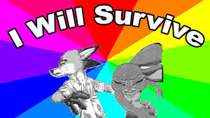 Memes Comic - what is i will survive a look at the shocking zootopia comic