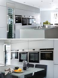 12 examples of sophisticated gray kitchen cabinets contemporist