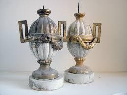 candelieri antichi restauro oggetti antichi