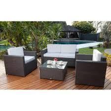 canape de jardin pas cher table jardin resine tressee salon exterieur pas cher maison email