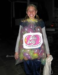 Halloween Costumes 11 Girls Coolest Homemade Jelly Beans Costumes