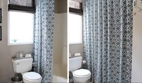 shower how to make any curtain into a shower curtain stunning