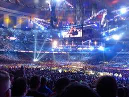 mercedes dome wrestlemania picture of mercedes superdome orleans