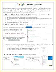 resume templates for docs resume template docs create best resume templates docs