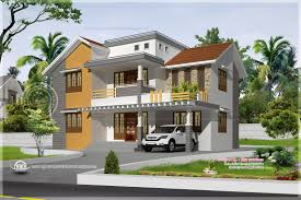 2061 square feet 3 bedroom home elevation kerala home design and
