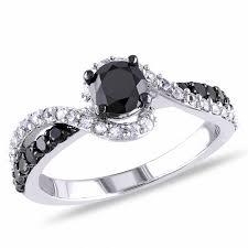 black diamond wedding ring zales black diamond engagement rings black diamonds collections