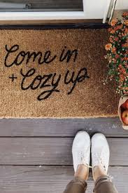 18 best decor welcome mats images on pinterest welcome mats