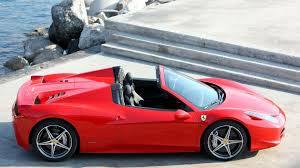 Ferrari 458 Horsepower - ferrari 458 spider technical details history photos on better