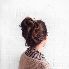 bun pins hair pins hair stick tutorial