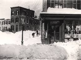 Worst Snowstorms In History Baltimore U0027s Biggest Snow Storms