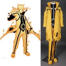 Naruto Halloween Costume 2016 Hotest Japanese Anime Costumes Kyuubi Uzumaki Naruto