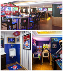 ultimate man cave the ultimate fan cave home automation blog