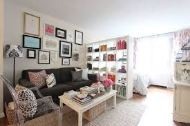 Small Apartment Furniture Client Spaces Jackie U0027s Nyc Studio Apartment Decorating Small