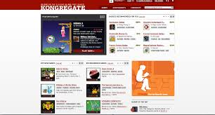 new kongregate version new homepage split test discussion on