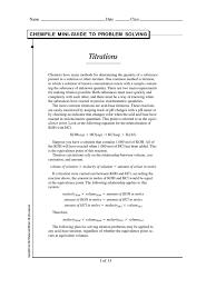 hugps209 molar concentration titration