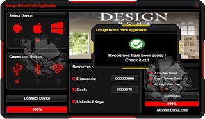 design this home mod apk design home hack cheat android ios mac pc promo codes