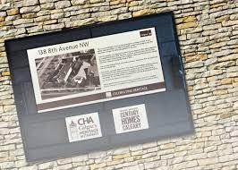 cha calgary heritage authority
